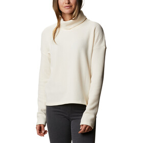 Columbia Chillin Fleece Trui Dames, chalk thermal